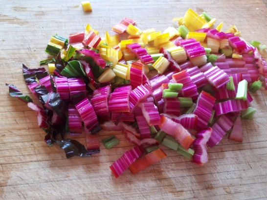 colourful chop